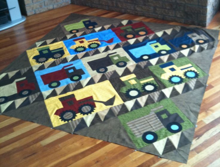 Quilt Story: FAB boy quilt from in my sewing room