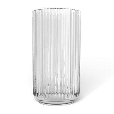 Lyngby Vase Klar Glas 20 cm Pris 599 kr DONE