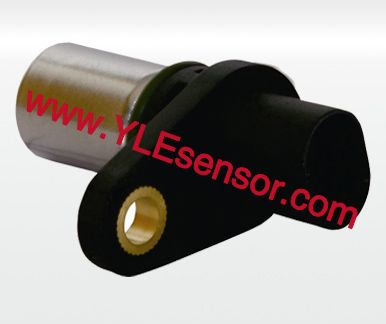 By reading the camshaft target wheel signal tooth to judge camshaft steering as well as the steering position (work with crankshaft sensor) & Camshaft Position Sensor