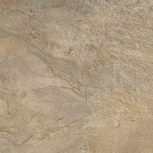 "Tarkett Permastone Plank Indian Slate Dune Champagne Celebrations- 16""x16"" Vinyl floors, bathroom floors, laundry room floor, utility room, basement floors, flooring ideas, lake house, beach house, vinyl tile, stone look floors, waterproof floors, dog friendly, kid friendly, cream tile, tan tile"