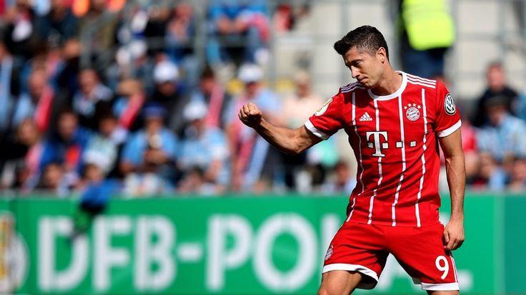 Bayern Munich and Borussia Dortmund cruise through in DFB Pokal