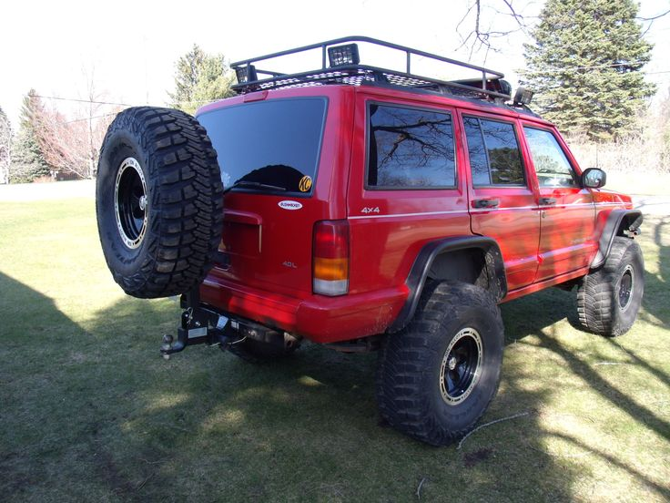 My 55 00 Spare Tire Carrier Nice Jeep Jeep Tire