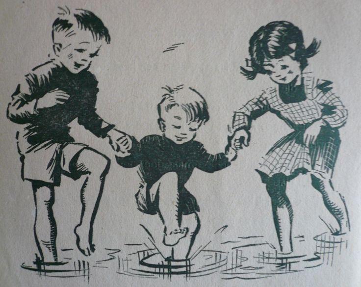W.G. van de Hulst: 'Van Bob en Bep en Brammetje' met tekeningen van W.G. van de Hulst Jr,; G.F. Callenbach NV - Nijkerk; vijftiende druk.