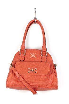 $99.99 KK SHOPER SNAKE BOWLER BAG
