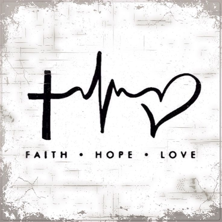 45 Perfectly Cute Faith Hope Love Tattoos And Designs With: 9 Best Images About Faith, Hope, Love Tattoos On Pinterest