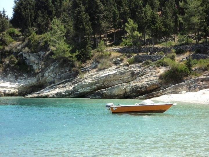 Glyfada Beach Villas Paxos Greece