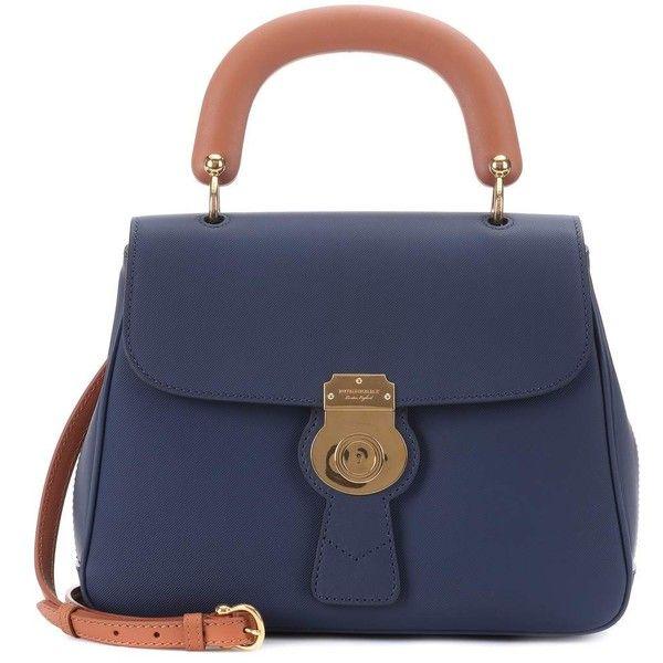 c2898f39adad Burberry The Medium DK88 Leather Top Handle Bag ( 2
