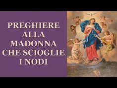 Preghiere alla Madonna che scioglie i nodi. Preghiamo insieme - http://www.justsong.eu/preghiere-alla-madonna-che-scioglie-i-nodi-preghiamo-insieme/