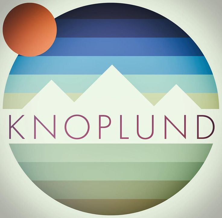 New logo   #logo #design #landscape #planet #sky #mountain #mountains #typography #type