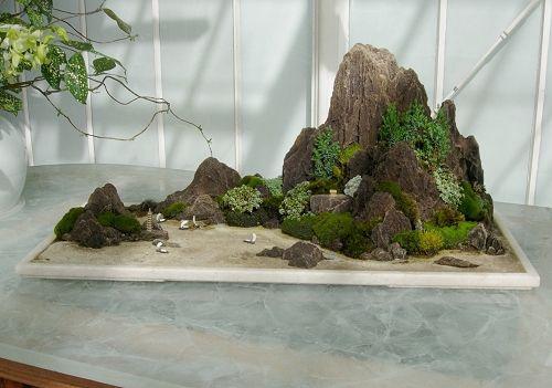 Les 57 meilleures images propos de jardin mini fairy for Jardin chinois miniature