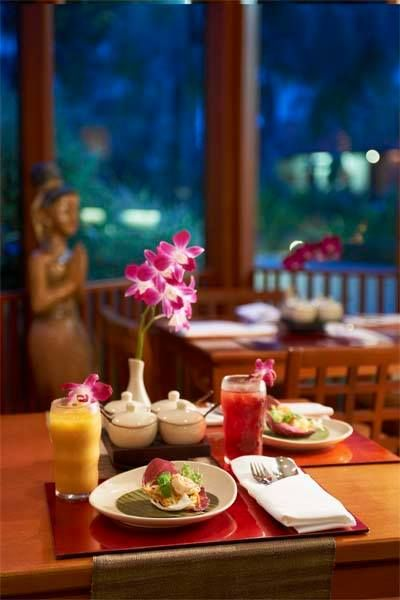 Thai Orchid Restaurant - we serves a wide selection of Thai dishes. For Info & Reservation email to : fb.secretary@holidayinn-batam.com