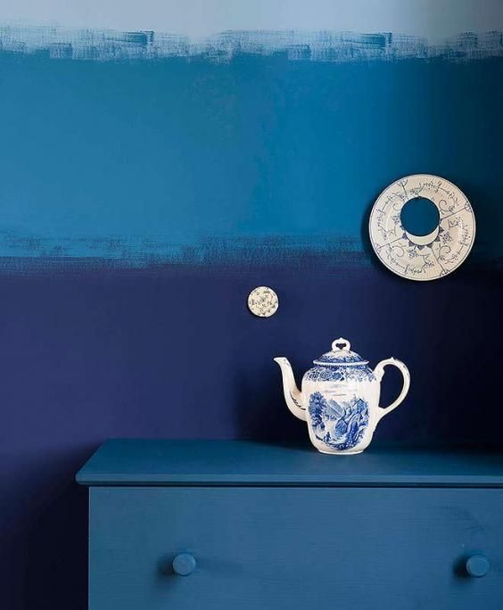 Dulux Colour of the Year 2017: Denim Drift - a smoky, calming grey-blue - is set to make its way into our homes   Homes and Property