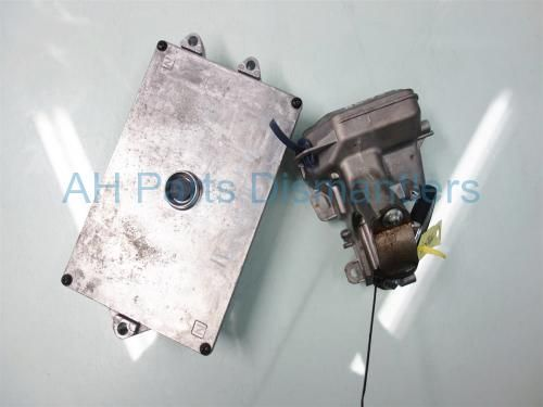 Used 2013 Honda Accord Engine Computer + Ignition & key  37820-5A3-L67 378205A3L67. Purchase from https://ahparts.com/buy-used/2013-Honda-Accord-ECU-Control-module-Engine-Computer-Ignition-key-37820-5A3-L67-378205A3L67/115580-1?utm_source=pinterest