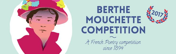 Berthe Mouchette poetry competition Alliance Francaise Melbourne