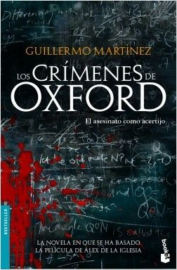 Los crímenes de Oxford | Planeta de Libros