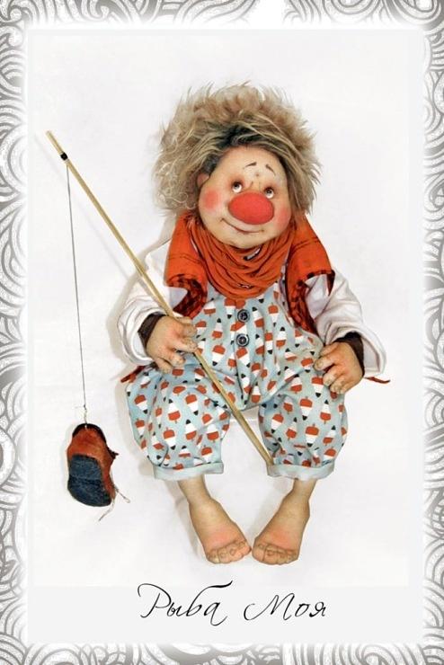 Mikhailova sisters' dolls