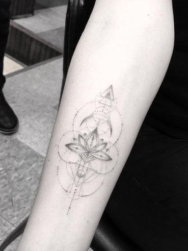 22 best lotus flower tattoos couples images on pinterest for Ftw tattoo meaning