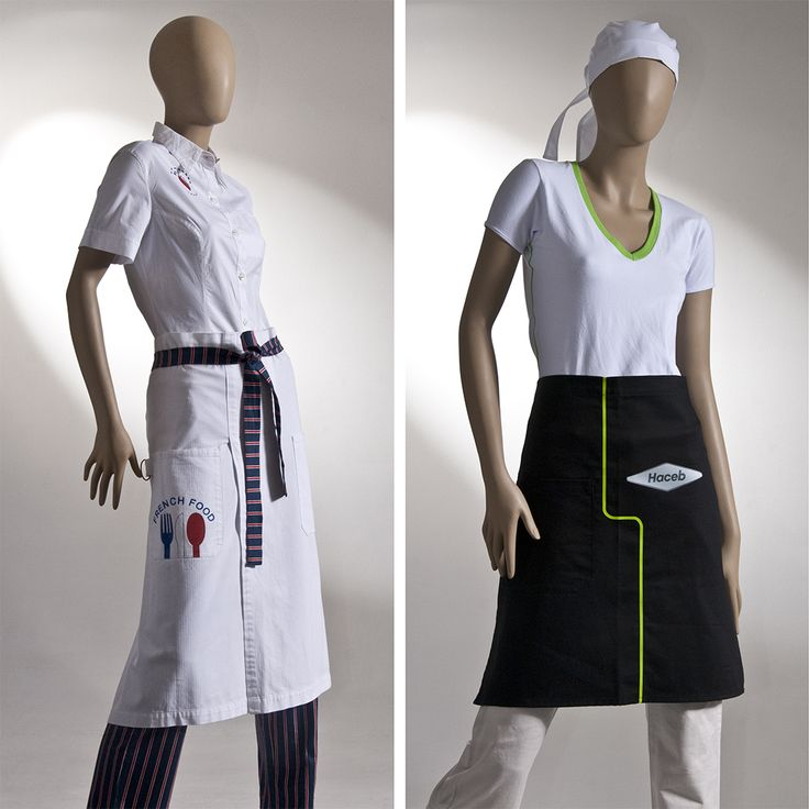 Looks de Cocina Buen Vestir - Moda Corporativa