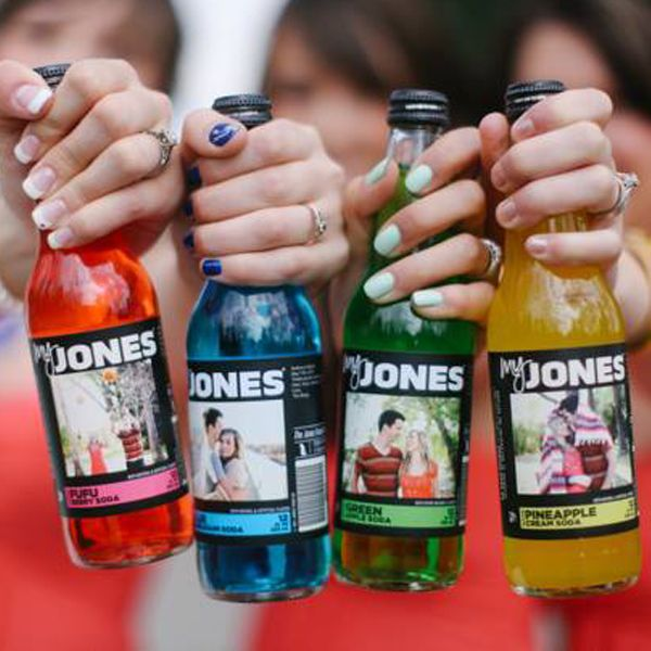 This colorful soda is the perfect party drink and it's made even better because you can add a custom label! These are perfect for kid's birthday parties, bridal showers, baby showers, anniversary parties, weddings and every other kind of party! You can even match the soda color to your nail polish if you wanted to!