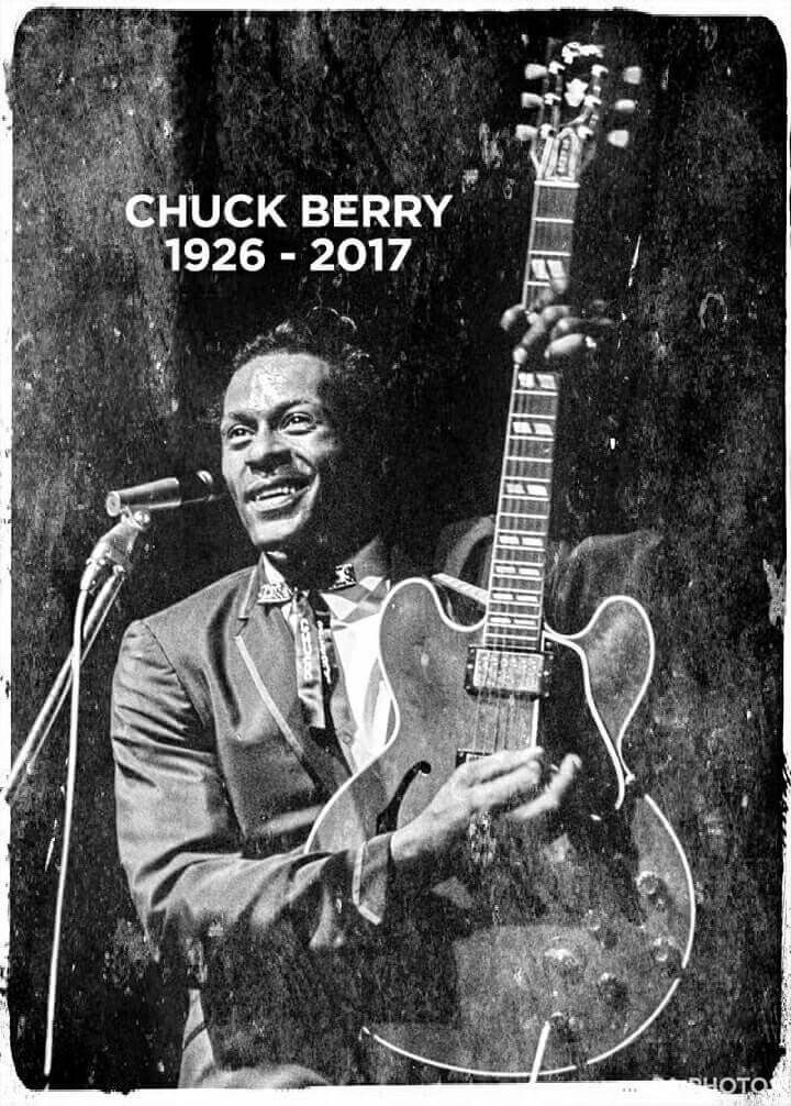 The chuck berry hustler photos this