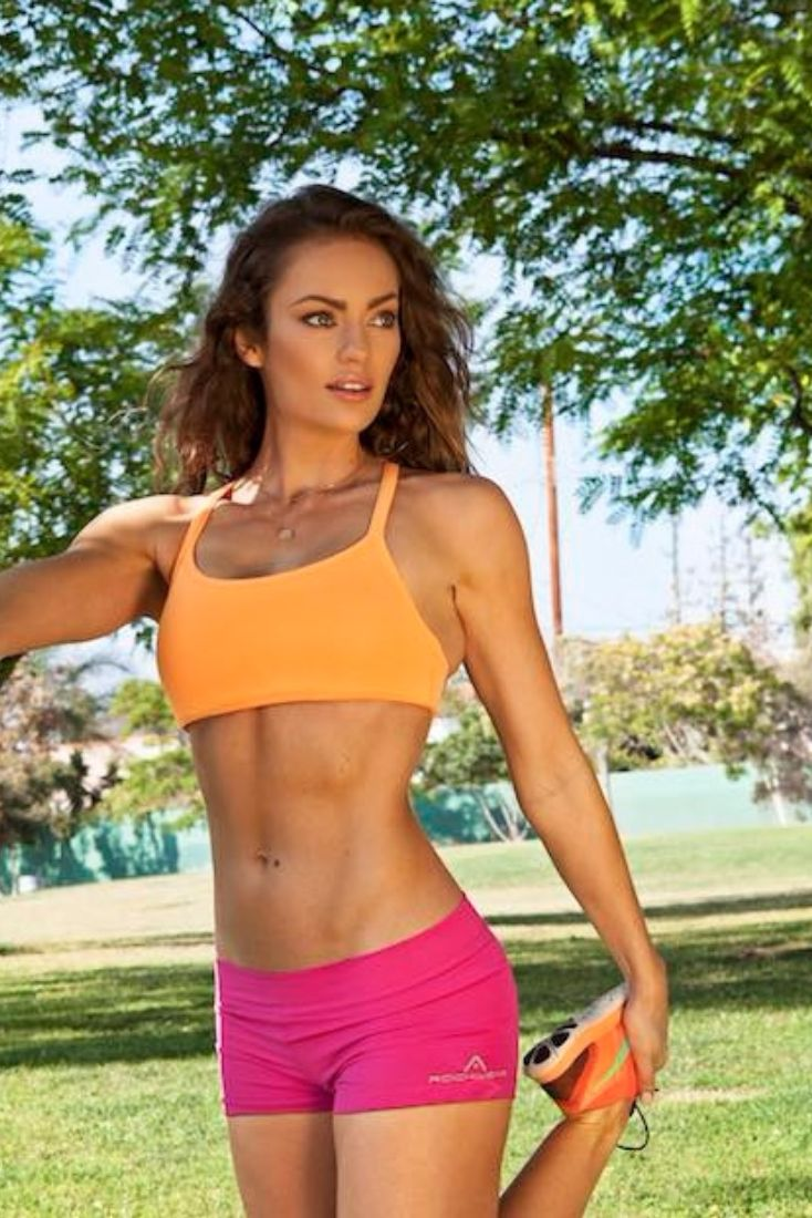 Inside Emily Skye's fitness routine and life