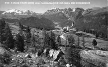 FotoLadinia le foto della Val Badia e delle Dolomiti - Cartoline/S. Croce 1945