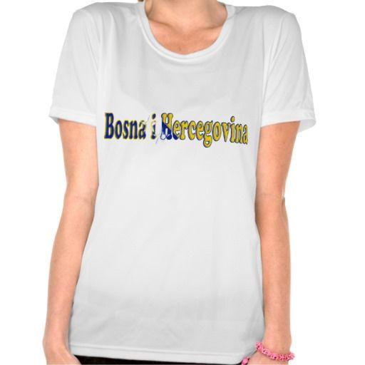 Bosnia and Herzegovina Tee Shirts