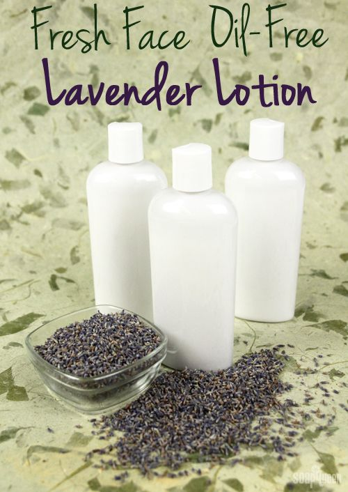 For oily skin, keeping the face hydrated can be difficult. While additional oil can lead to break outs, a lack of moisture can cause dry patches, tightness and flaking. This Fresh Face Oil-Free Lavender Lotion was created with oily skin types in mind. This lotion delivers light-weight hydration that leaves skin feeling refreshed without excess …