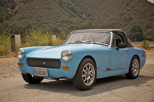 Surprise Under the Hood - 1974 MG Midget - SCD Motors - The Sports, Racing and Vintage Car Market