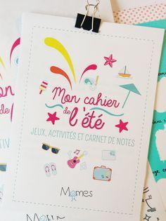 Le super cahier vacances pour enfants à imprimer !