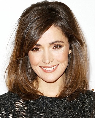 Rose Byrne's lob—or long bob—is a great one-size-fits-all option if you're stuck in a hairstyle rut and want something that grows out gracefully.