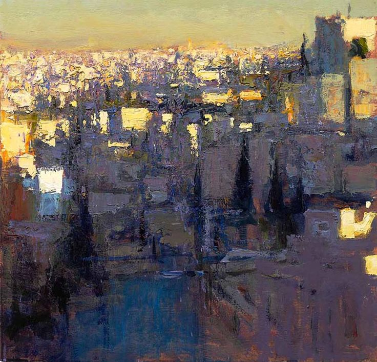 John Martin Gallery - Andrew Gifford