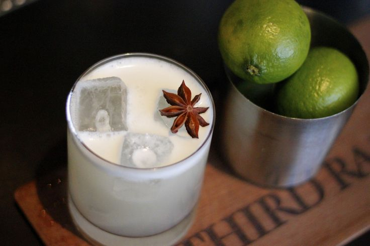 How to Make Third Rail's Asian Pear & Tequila Cocktail