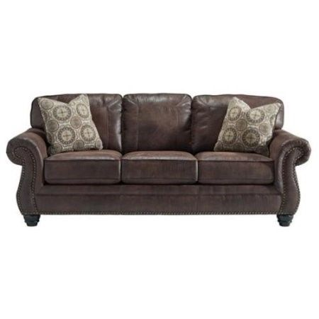 Best Breville Collection 8000338 90 Sofa With Faux Leather 400 x 300