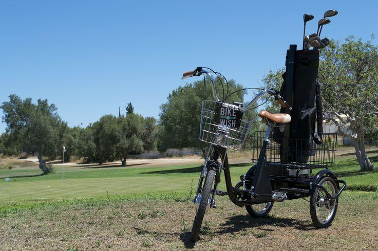 Tricycle Golf   #bikeawish #golf #rental #algarve #vilamoura