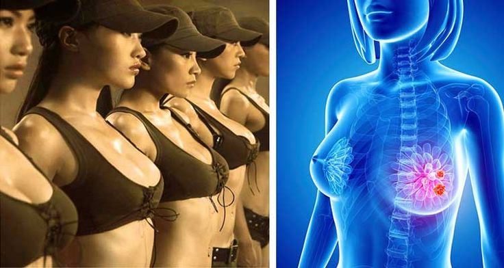 The Reason Women In China Rarely Get Breast Cancer