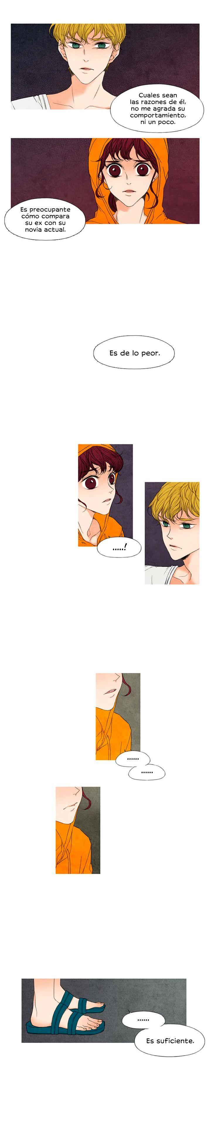 Marmoleado Romántico Capítulo 20 página 11 - Leer Manga en Español gratis en NineManga.com