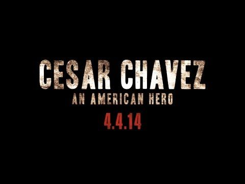 The trailer for 2014's Cesar Chavez: An American Hero is here.   The First Major Movie About Mexican-American Labor Leader Cesar Chavez Is Coming