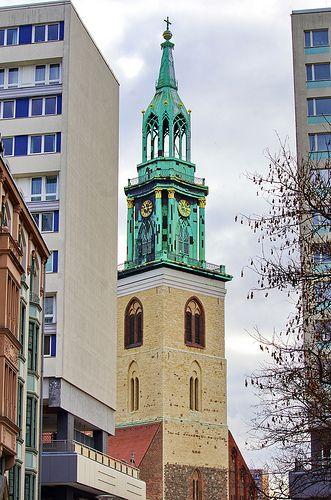 Berlin Décembre 2013 - 173 Marienkirche Karl-Liebknecht-Straße