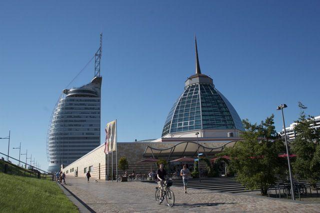 Sail City Hotel - Mediterraneo. Havenwelten Bremerhaven.