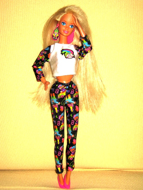 90's barbie | I love the 90s | Pinterest | Kid, The box ...