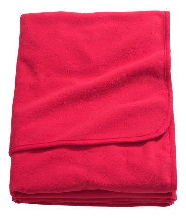 H&M Флисовый плед 499 Руб