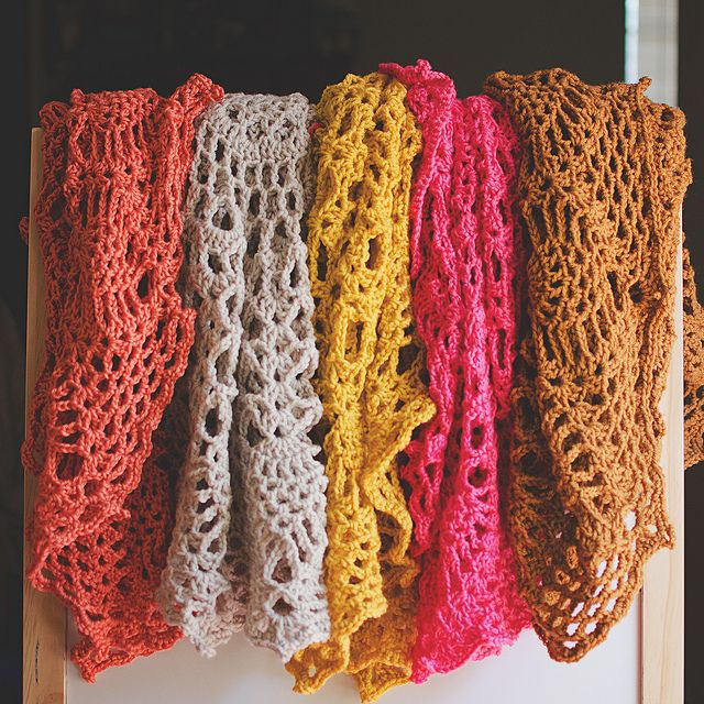 doily blanket crochet pattern..