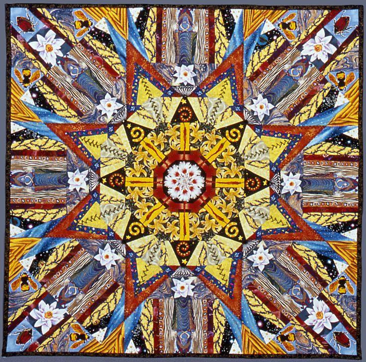 Southern june « Ann Harwell, Fabric Artist