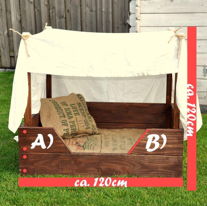 die besten 25 hundebett selber bauen ideen auf pinterest hundebett hundebett selber machen. Black Bedroom Furniture Sets. Home Design Ideas