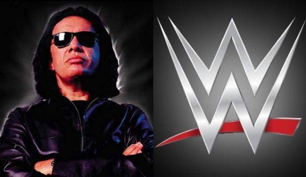 Gene Simmons WWE image
