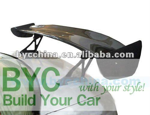 Universal GT-I-CF Carbon fiber Spoiler-145CM | Racing Car Spoiler $100~$200