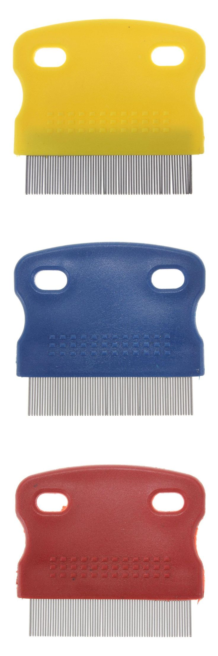 [Visit to Buy] JEYL Dog brush dog,flea,lice,nit,fur comb pet comb grooming #Advertisement