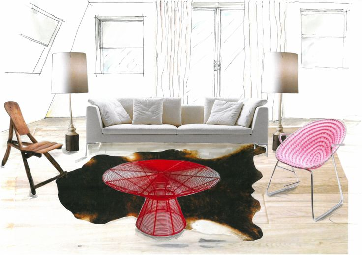 Styling Apartment Amsterdam - African woman Inspiration