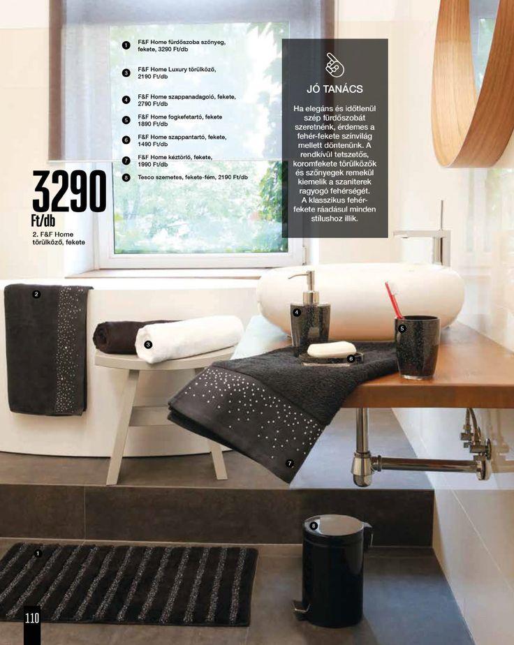 Fürdőszoba textilek #furdoszoba #textil #tescomagyarorszag